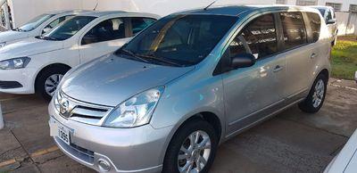 Nissan Livina 1.8 S 16V Flex (Aut) 2013}