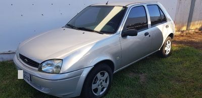 Ford Fiesta 1.0 (Flex) 2007}