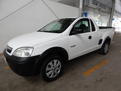 Chevrolet Montana Conquest 1.4 (Flex) 2010}