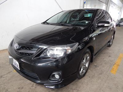 Toyota Corolla Sedan 2.0 Dual VVT-i XRS (aut) (flex) 2013}