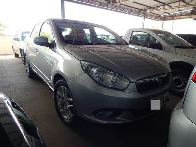Fiat Siena Essence 1.6 16V Dualogic (Flex) 2015}