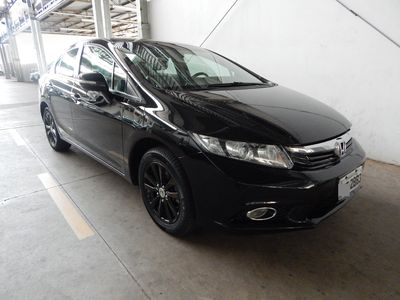 Honda Civic 1.8 LXL 16V 2012}
