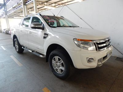 Ford Ranger Cabine Dupla Limited 3.2 4X4 AT 2015}