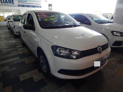 Volkswagen Voyage City 1.0 MI 2015}