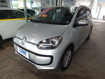 Volkswagen up! Move 1.0 (Flex) 4p 2015}