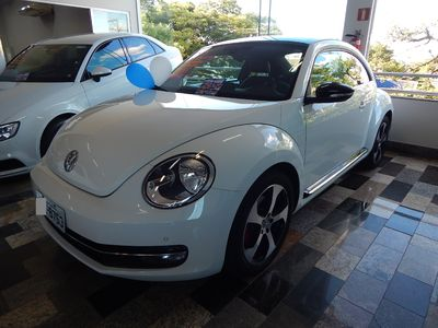 Volkswagen Fusca 2.0 TSI Tiptronic  2015}