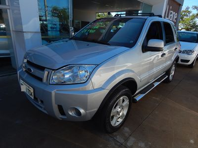 Ford Ecosport XLS 1.6 (Flex) 2009}