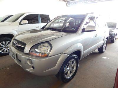 Hyundai Tucson GLS 2.7 V6 24V 4WD (aut.) 2009}