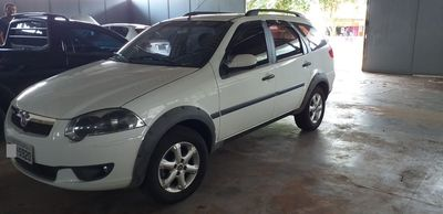 Fiat Palio Weekend Trekking 1.6 16V (Flex) 2015}