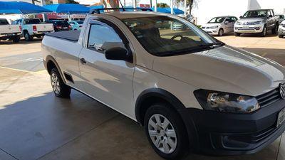 Volkswagen Saveiro 1.6 MI CS 2015}