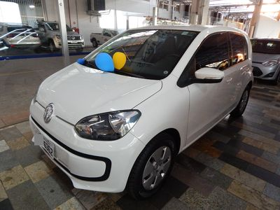 Volkswagen up! move up! 1.0 I-Motion 2015}