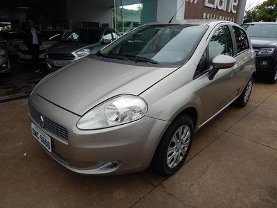 Fiat Punto ELX 1.4 (Flex) 2008}
