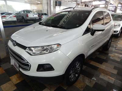 Ford Ecosport SE 2.0 16V Powershift (Flex) 2014}