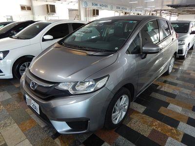Honda Fit EX 1.5 16V (flex) (aut) 2015}