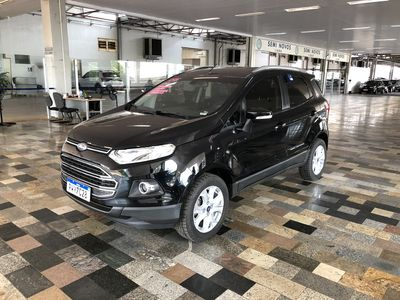 Ford Ecosport Titanium 2.0 PowerShift 2016}