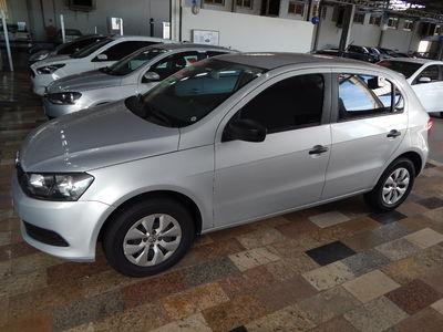 Volkswagen Gol City 1.0 2016}