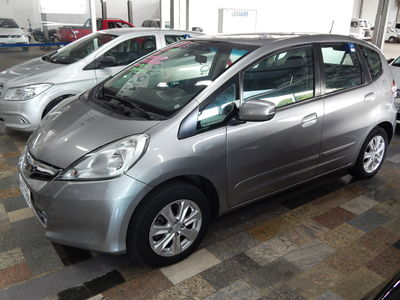 Honda Fit LX 1.4 (flex) 2013}