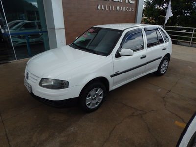 Volkswagen Gol 1.0 (G4) (Flex) 4p 2010}