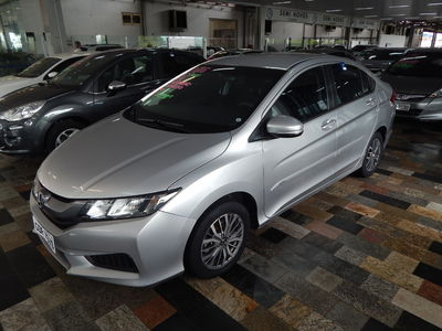 Honda City DX 1.5 (Aut) 2016}
