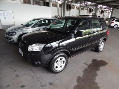 Ford Ecosport XLS 1.6 (Flex) 2009}
