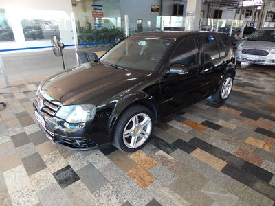 Volkswagen Golf Black Edition 2.0 Tiptronic (Aut) (Flex) 2010}