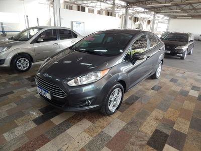 Ford New Fiesta Sedan SEL 1.6 AT 2017}