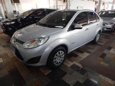 Ford Fiesta 1.6 (Flex) 2011}