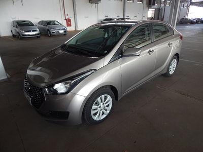 Hyundai HB20 Comfort Plus 1.6 (Aut) 2019}