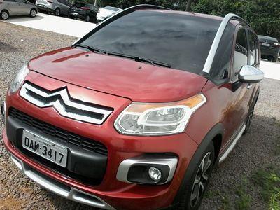 Citroën Aircross GLX 1.6 16V (Flex) (aut) 2013}