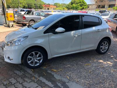 Peugeot 208 1.5 8V Active Pack (Flex) 2016}