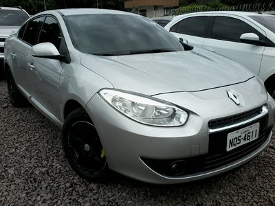 Renault Fluence Dynamique 2.0 16v CVT (Hi-Flex) (Auto) 2014}