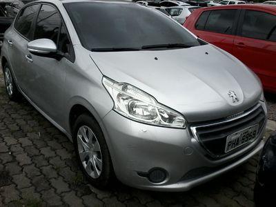 Peugeot 208 1.5 8V Active (Flex) 2015}