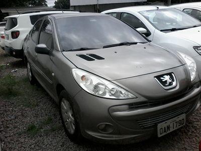 Peugeot 207 207 Passion XS 1.6 16V (flex) (aut) 2012}