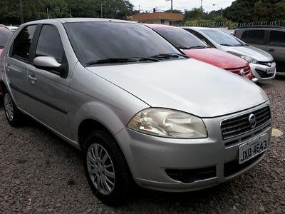 Fiat Palio ELX 1.0 (Flex) 4p 2008}