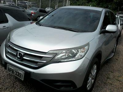 Honda CR-V 2.0 16V 4X2 LX (aut) 2014}