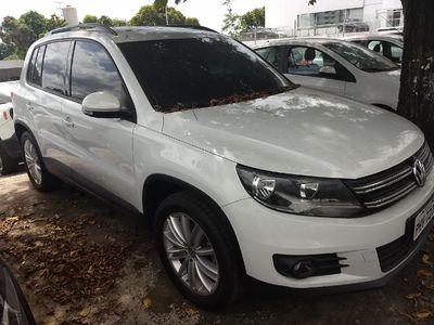 Volkswagen Tiguan 1.4 TSI 2017}