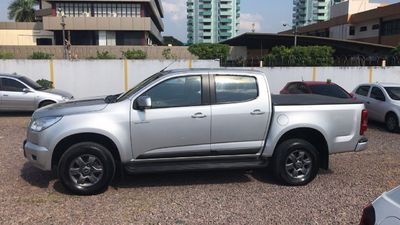 Chevrolet S10 S10 Advantage 4x2 2.4 (Flex) (Cab Dupla) 2016}