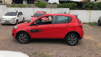 Fiat Palio Sporting 1.6 (Flex) 2016}