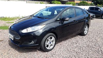 Ford New Fiesta Sedan 1.6 SE 2014}