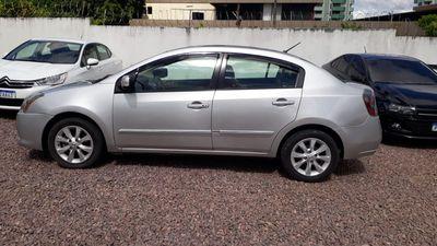 Nissan Sentra SL 2.0 16V CVT (flex) 2013}