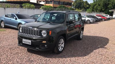 Jeep Renegade 1.8 Sport (Auto) 2018}