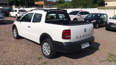 Volkswagen Saveiro Robust 1.6 CD 2018}
