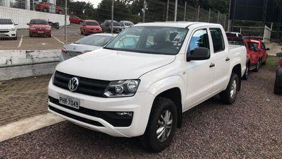 Volkswagen Amarok Cabine Dupla S 2.0 TDI 2018}