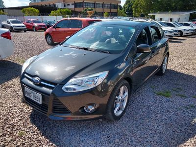 Ford Focus Sedan SE 2.0 16V PowerShift (Aut) 2015}