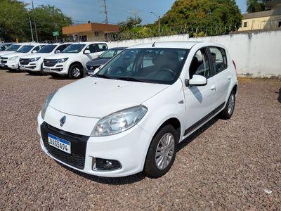 Renault Sandero Privilege 1.6 16V 2013}