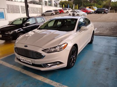 Ford Fusion SEL 2.0 Ecoboost 2018}