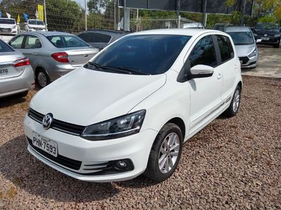 Volkswagen Fox Connect 1.6 I-Motion 2018}