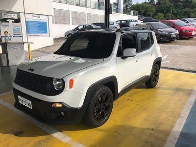 Jeep Renegade Night Eagle 1.8 16V 2018}