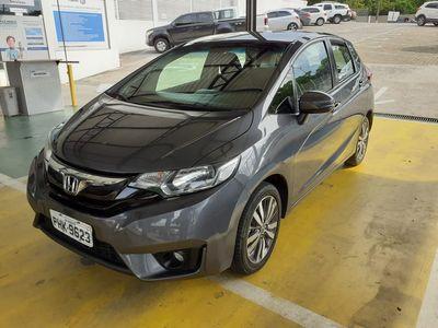 Honda Fit New  EX 1.5 16V (flex) (aut) 2017}