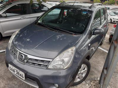 Nissan Livina X-Gear SL 1.8 16V (flex) (aut) 2013}